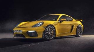 Nekompromisní svezení. Porsche Cayman a Boxster GT4 s čtyřlitrovým šestiválcem
