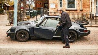Porsche 911 Turbo s milionem kilometrů.