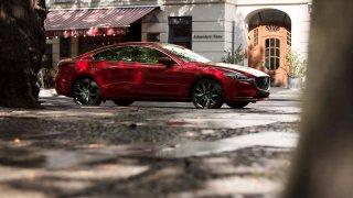 Nová Mazda 6 dostala turbomotor s výkonem 250 koní