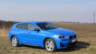 BMW X2 - atlet v dobré kondici 3