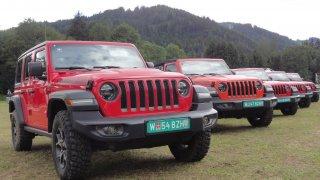 Jeep Wrangler statické 1