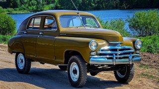 V Sovětském svazu jezdila SUV už v padesátých letech. GAZ M72 Poběda vznikl pro venkovské papaláše