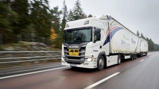 Scania Transport Laboratory