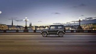 Suzuki Jimny je nejlepším městským autem pro rok 2019