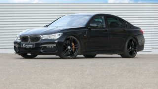 BMW 750d G-Power 1