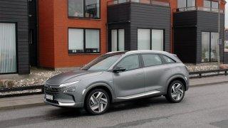 Hyundai Nexo - Jedeme na vodík!