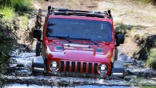Jeep Wrangler dynamické 2