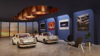 Za 3500 korun můžete mít hned dvě slavná Porsche 911. Musíte si je ale sami postavit