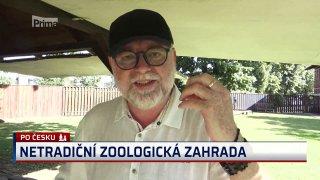 V této ZOO je dotýkat se zvířat dovoleno. I krokodýla, hrocha nebo tygra!