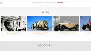 Citroën má virtuální muzeum