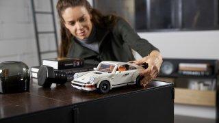Porsche 911 z Lega