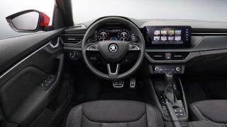 Škoda Kamiq 3