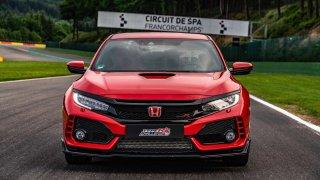 Honda Civic Type R má traťový rekord ze Spa-Francorchamps