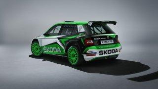 Škoda Fabia R5 Concept 2