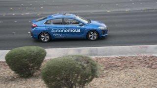 Hyundai autonomní