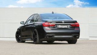 BMW 750d G-Power 4