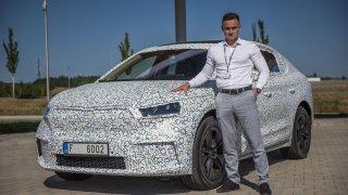 Škoda Enyaq Coupé iV