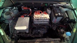Test Volkswagenu e-Golf - 2.díl