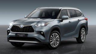 Toyota přiváží do Česka velké sedmimístné SUV Highlander. Ano, i v tomto případě jde o hybrid