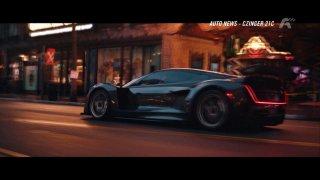 Auto news: Czinger 21C a Lamborghini Lambo V12 Vision GT Concept