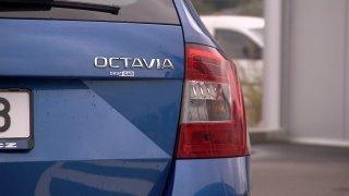 Škoda Octavia III. generace 3