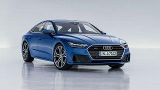 Audi představilo zbrusu novou A7