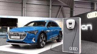 Audi e-tron letňany