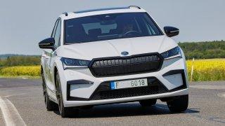 Britové změřili reálný dojezd elektromobilů včetně Škody Enyaq. Je to většinou zklamání