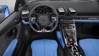 Lamborghini Huracán Spyder - Obrázek 2