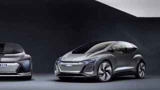 Audi AI:ME 3