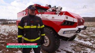 Recenze hasičského speciálu CZS 15 Triton