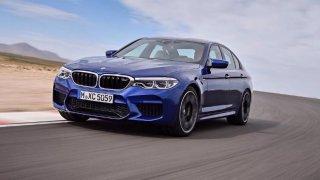 Nové BMW M5 obětí úniku. Konečně víme, jak vypadá!