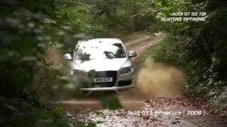Recenze modernizovaného Audi Q7 50 TDI quattro Tiptronic
