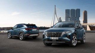 Nový Hyundai Tucson vypadá jako z jiného světa. Bude se i nadále vyrábět v Nošovicích