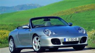 Porsche 911 996 slaví 20 let 1