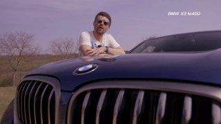 Test prémiového rodinného SUV BMW X3 M40d