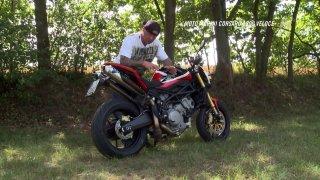 Recenze motocyklu Moto Morini Corsaro 1200 Veloce