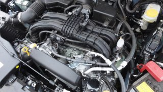 Subaru XV - interier 1