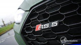 Audi RS5 - zelená, kterou budou zelení nenávidět 3