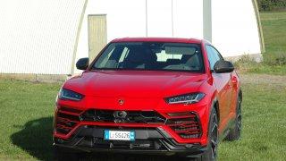 Lamborghini Urus - exteriér 2