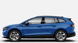 Škoda Enyaq iV: Takhle vypadá nový škodovácký elektromobil v základní výbavě. Není to žádné béčko