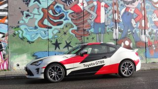Toyota GT86 exteriér 3