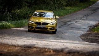 BMW i440 GrandCoupé xDrive jízdní 4