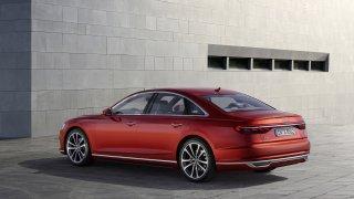 Vlajková loď Audi odhalena. Nová A8 1