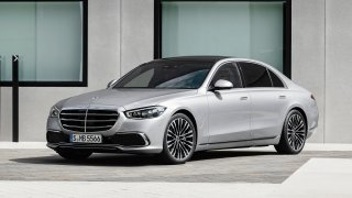 Nový Mercedes třídy S