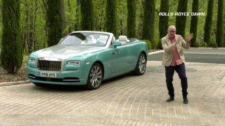 Test Rolls Royce Dawn