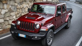 Jeep 80th Anniversary