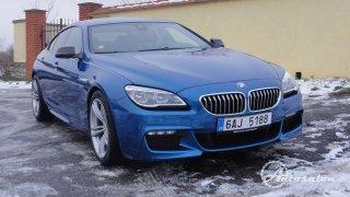 Sportovní podvozek, ale také řadový šestiválec - BMW 640d Gran Coupé!