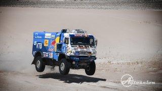 ODHALENÍ: Aktuální zprávy z Dakaru přivážejí autobusy!