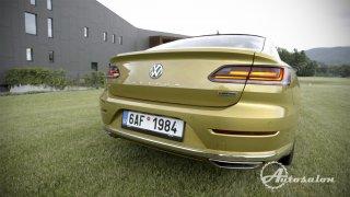 VW Arteon. Sledujte jak přistane koncernové UFO. 4